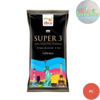 Darshan Super 3 Incense Sticks, Value Pack
