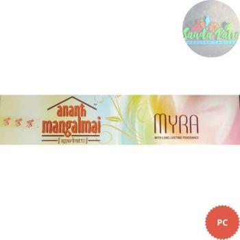 Ananth Mangalami Myra Incense Sticks-40gm, 1N