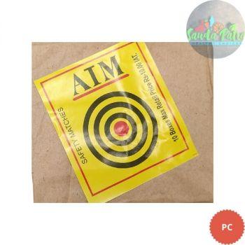 AIM Matches Box 35 sticks, Pack of 10