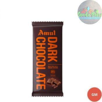 Amul Dark Chocolate 55% Rich In Cocoa, 40gm