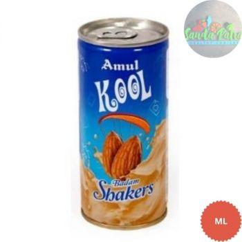 Amul Kool Badam Milk Shake, 200gm
