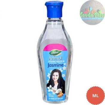 Dabur Anmol Jasmine Coconut Hair Oil, 100ml