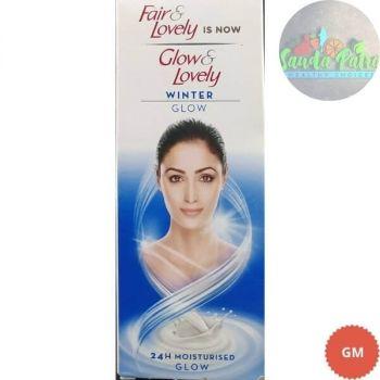 Glow & Lovely Winter Glow Fairness Cream, 80gm