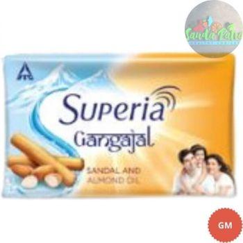Superia Gangajal Silk Sandal & Almond Oil Soap Buy 3 + Get 1 Free