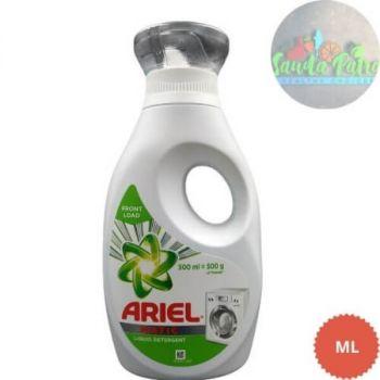 Ariel Matic Front Load Liquid Detergent, 500 ml