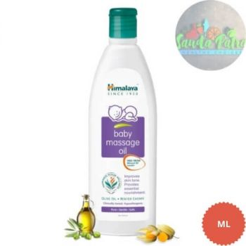 Himalya Baby Massage Oil, 50ml