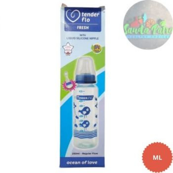 Bonne Tender Flo Fresh Feeding Bottle, 250ml