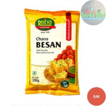 Ruchi Premium Quality Chana Besan, 500gm