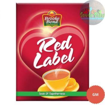 Brooke Bond Red Label Tea Dust , 100gm