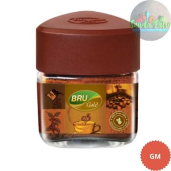 Bru Gold Instant Coffee, 50gm