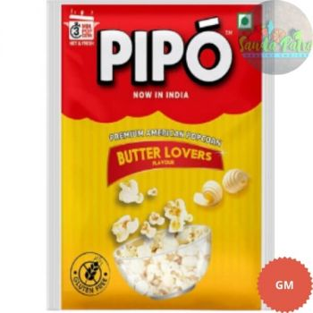 Pipo Instant Popcorn Butter Lovers, 40gm