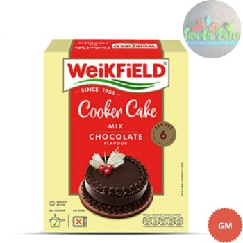 Weikfield Cooker Cake Mix Chocolate, 150gm