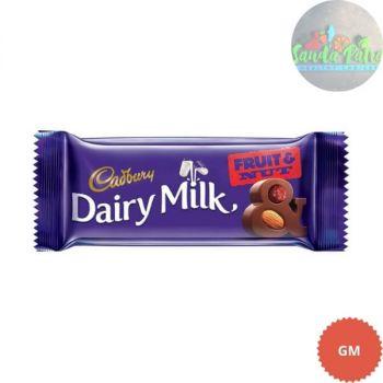Cadbury Dairy Milk Fruit & Nut, 36gm