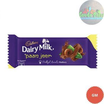 Cadbury Dairy Milk Paanjeer, 36gm