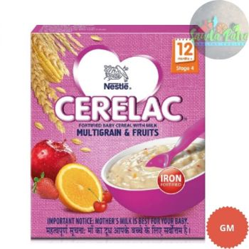 Nestle Stage 4 Cerelac (Multi Grain 5 Fruits) , 300gm