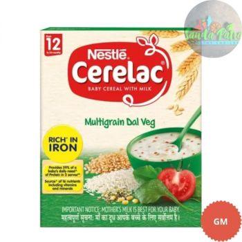 Nestle Stage 4 Cerelac (Multigrain Dal Veg ) , 300gm