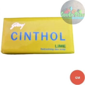 Cinthol Lime Bath Soap, 100gm