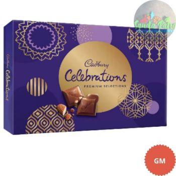 Cadbury Celebrations Assorted Chocolate Gift Pack, 245gm