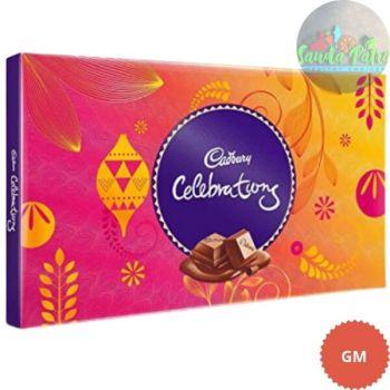 Cadbury Celebrations Assorted Chocolate Gift Pack, 172gm