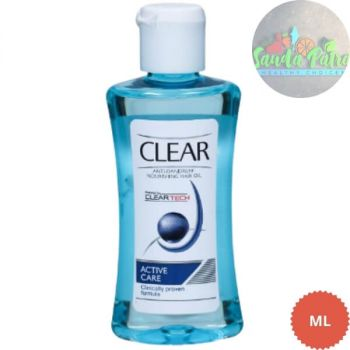 Clear Active Care Anti-Dandruff Hair Oil, 75ml