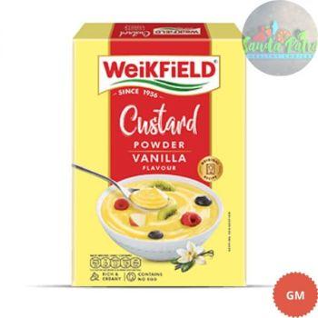 Weikfield Custard Powder Vanilla, 100gm