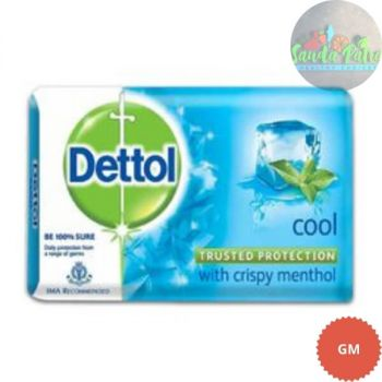 Dettol Soap Cool ,125gm