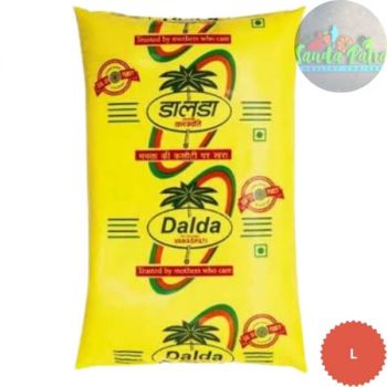 Dalda The Original Vanaspati Ghee, 1ltr