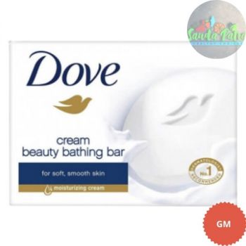 Dove Cream Beauty Bathing Bar, 100gm (Pack of 3)