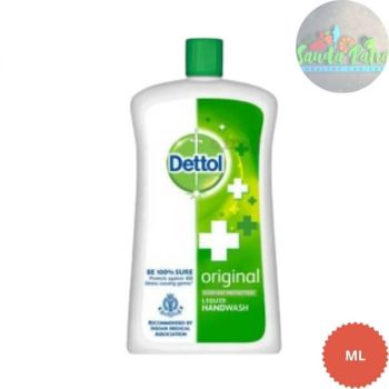 Dettol Liquid Handwash Original Jar, 900ml
