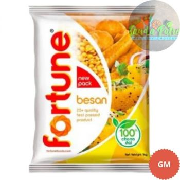 Fortune Pure Chana Besan, 500gm
