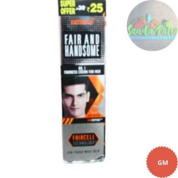 Fair and Handsome Fairness Cream for Men, 15gm
