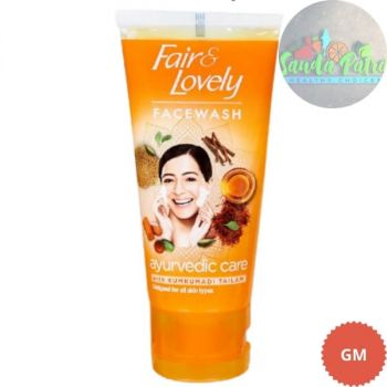 Fair & Lovely Ayurvedic Care Face Wash, 50gm