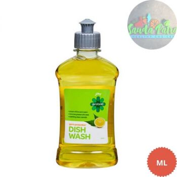 Godrej Protekt Germ Protection Dish Wash, 250ml With Scrotch Brite Worth 10 Free