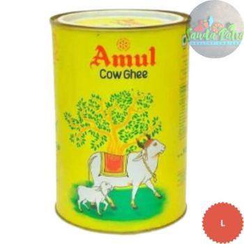 Amul Cow Ghee Tin, 1ltr