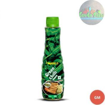 Weikfield Green Chilli Sauce, 200gm
