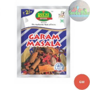 Ruchi Garam Masala Sachet Pack Of 5