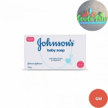 Johnson'sBaby Soap, 150gm