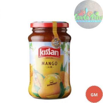 Kissan Mango Jam Jar, 490gm