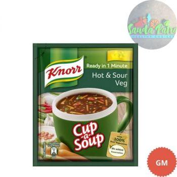 Knorr Hot & Sour Veg Cup-a-Soup, 11gm