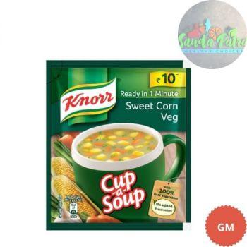 Knorr Sweet Corn Veg Cup-a-Soup, 10gm