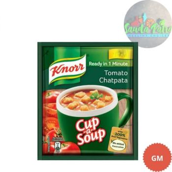 Knorr Tomato Chatpata Cup-a-Soup, 14gm