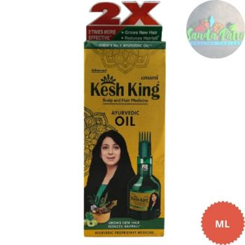Kesh King Ayurvedic Anti Hairfall Hair Oil, 100ml
