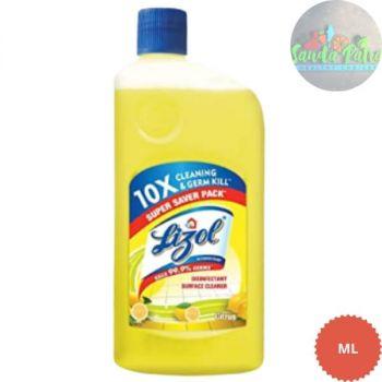 Lizol Disinfectant Surface Cleaner - Citrus, 500ml