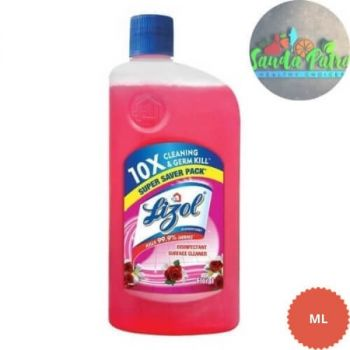 Lizol Disinfectant Surface Cleaner - Floral, 500ml