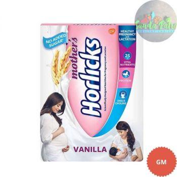 Mother's Horlicks Vanilla Flavour, 500gm