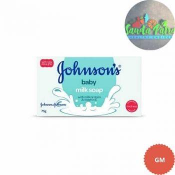 Johnson'sBaby Milk Soap, 75gm