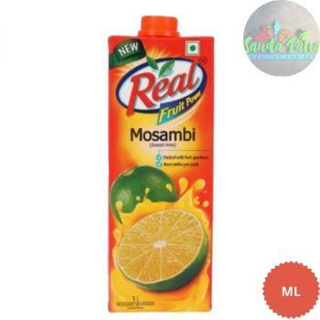 Dabur Real Mosambi Juice, 1ltr