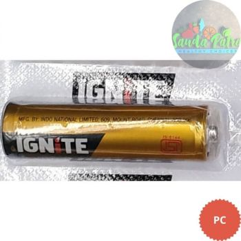 NIPPO Ignite Extra Heavy Duty Battery Yellow , 1PC