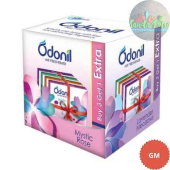 Odonil Bathroom Air Freshener Blocks (Buy 3 get 2), 50gm
