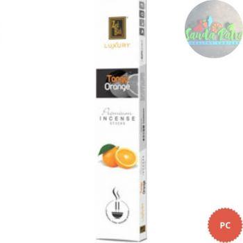 Zed Black Luxury Premium - Tangy Orange Incense Sticks, 1PC